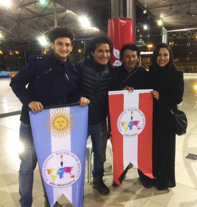 Exhibition – Ecuador
