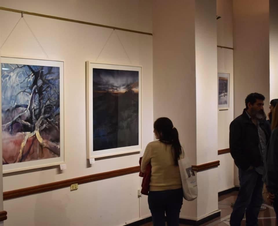 Exhibition – Asociación de Magistrados Gallery