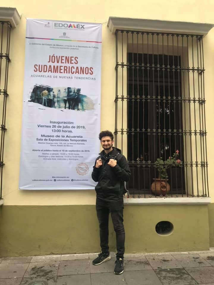 Exhibition – Watercolor Museum of México City