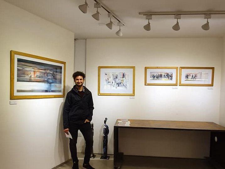 Exhibition – Cerrito Gallery